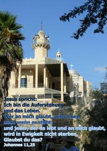 Bethanien-Johannes 11,25 - Walter Hagel -go4jesus