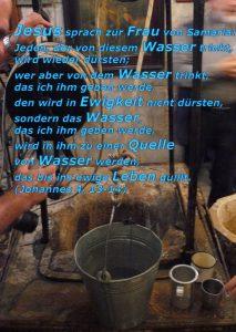 Jakobsbrunnen - Johannes 4 - Walter Hagel -go4jesus