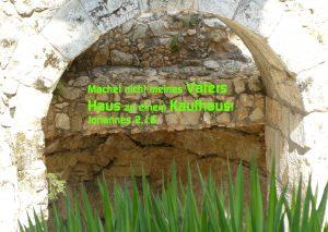 Markt Jerusalem - Joh 2, 16-go4jesus - Walter Hagel