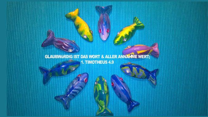 Fische2-Links -go_4_jesus -Bibel - Christine Danzer - Jesus