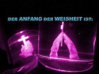Grablicht - Kategorie: Bilder Anfang der Weisheit Christine Danzer - go 4 jesus