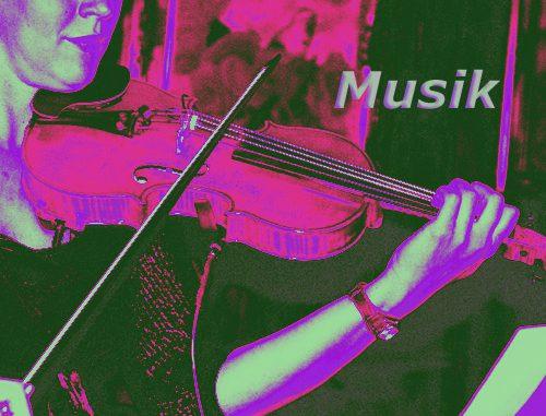 Geige - Musik Foto: Christine Danzer - go 4 jesus