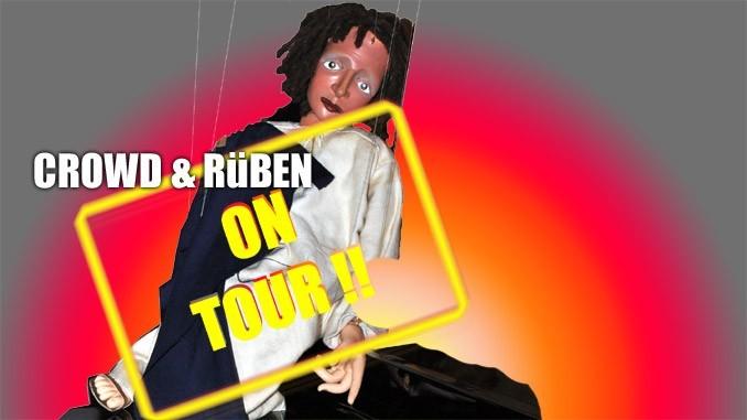Crowd & Rüben- Evangelium ON TOUR - Marionettentheater - go4jesus