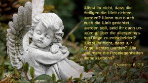Engel - 1.kor 6,23 -- Bibel - Fabian Will- go 4 jesus