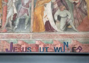 Jesus tut Wunder - Goldschmiede Kapelle - Christine Danzer - go 4 jesus