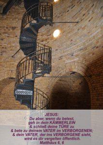 Wittenberg - Schlosskirche - Turmaufstieg - Christine Danzer - go 4 jesus