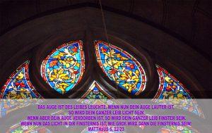 Glasfenster in der Schlosskirche - Wittenberg - Christine Danzer - go 4 jesus - bibel
