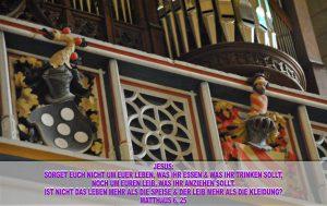 Wappen Schlosskirche Wittenberg - go 4 Jesus - Jesus lehrte - Bibel - Christine Danzer