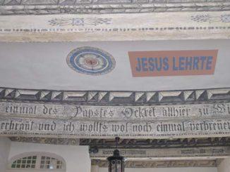 JESUS-LEHRTE-BIBEL_ Wittenberg - Lutherhaus - go 4 jesus -