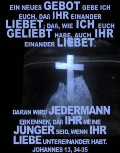 Betende Händer - Johannes - Christine Danzer - go 4 jesus - Bibel