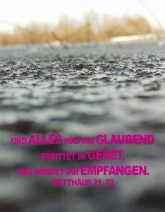 Eisgebilde-Gebet- Christine Danzer - go 4 jesus - Bibel