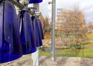 Glockenspiel - Bibelzitat - Johannes 17, 20 - Foto: Danzer Christine - go 4 JEsus- Bibel