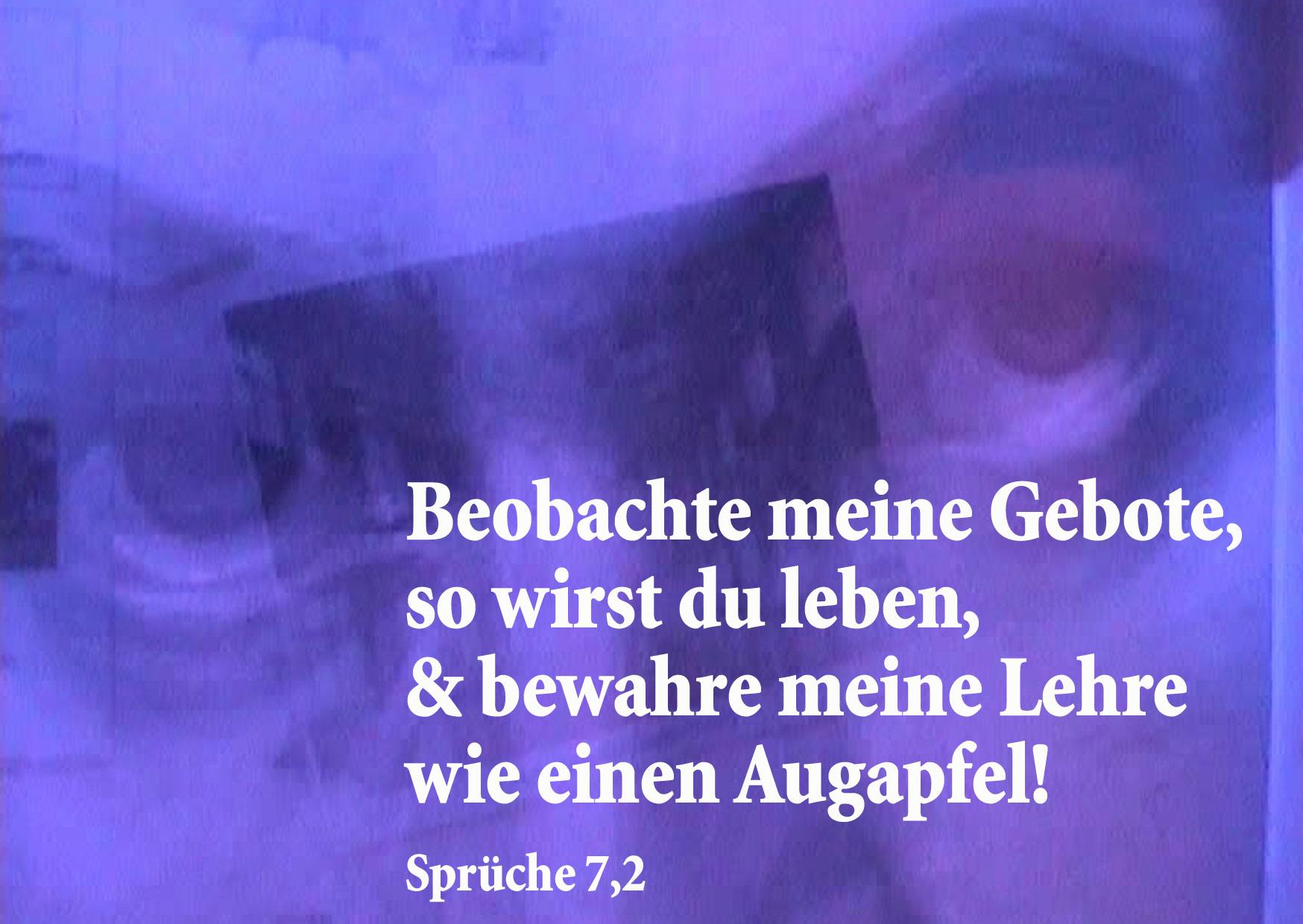 02_07_spr7_2, Augen, Sprüche7,2, Foto: Christine Danzer go 4 Jesus, Bibel
