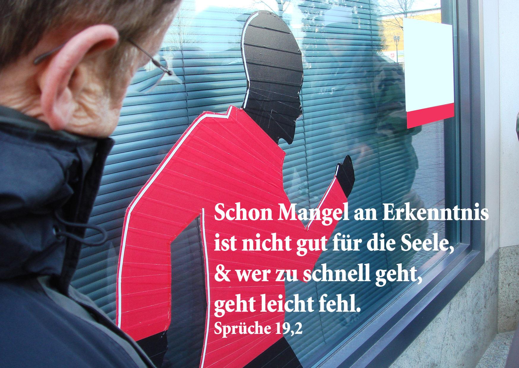 Bibelzitat, Sprüche 19,1, Foto: Danzer, Walter, go 4 Jesus