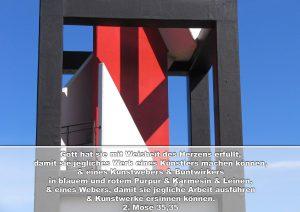 Teneriffa- Bibelzitat 2.mose 35,35- Christine Danzer - go 4 jesus