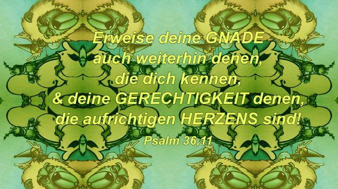 Bärchen-grafiti - Psalm 36 - Bibel - Christine Danzer - go 4 jesus - Bildergalerie mit Bibelzitaten