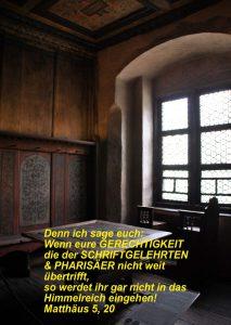 Wittenberg -Schreibstube-lutherhaus - Christine Danzer - go_4_jesus -Matthäus 5 - Bibel
