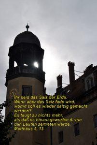 Wittenberg - Schwarzes Kloster-Lutherhaus - Christine Danzer - go_4_jesus - bibel - Matthäus 5 -