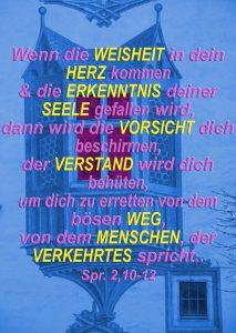 Gemaltes Fenster- Sprüche 2- Christine Danzer - go 4 jesus - bibel