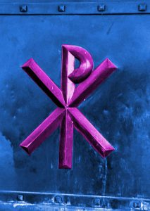 XP- Chi-Rho- Christogramm - Christine Danzer - go-4-jesus - Bibel