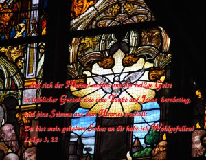Heilige Geist- Wittenberg Schloßkirche - Christine Danzer - go 4 jesus