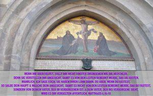 Thesentür- Luther - Wittenberg - go 4 Jesus - Jesus lehrte - Bibel - Christine Danzer