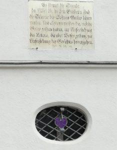 Friedhof in Augsburg - Johannes - Christine Danzer - go 4 jesus Joh_go_4_