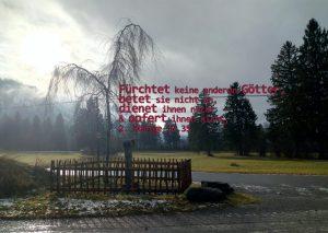 Götter, 2_Koenige, Foto: Christine Danzer, go 4 Jesus, Bibel, Bibelzitate