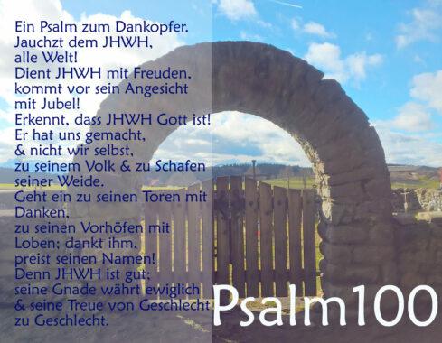 Bibel , Psalm 10, Foto: Christine Danzer, go 4 Jesus